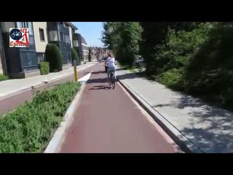 Bicycle ride in Vught (Netherlands)