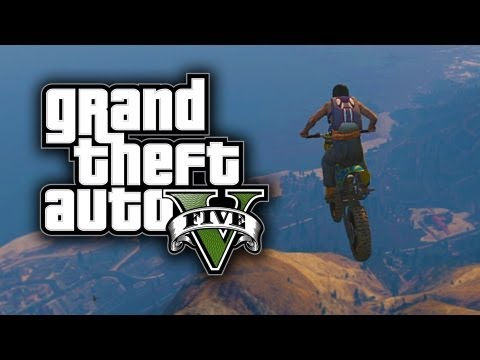GTA 5 Funny Moments & Fails! #2 - Epic Stunt. Human Bowling. Dixie Bike. Heist! (GTA V Gameplay)