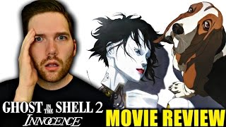 Ghost in the Shell 2: Innocence - Movie Review