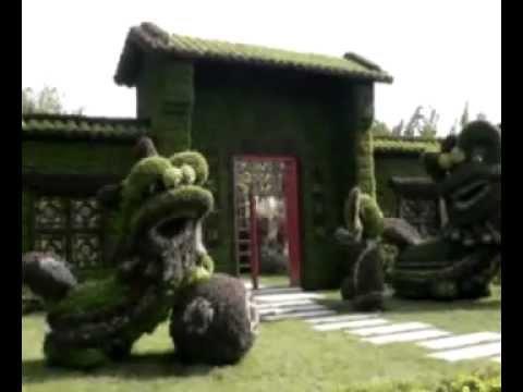les plus beaux jardins du youtube. Black Bedroom Furniture Sets. Home Design Ideas
