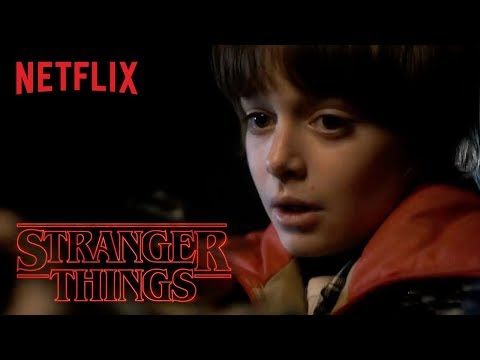 Stranger Things - The Vanishing of Will Byers - Netflix [HD]