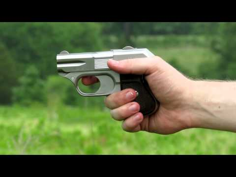 Shooting the COP 357 derringer