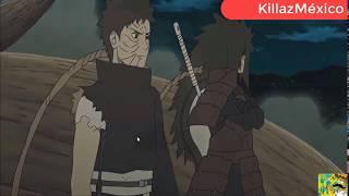 Juubi, Madara, Obito vs Naruto ,Alianza Shinobi  [AMV]