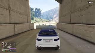 Grand Theft Auto V funny moment