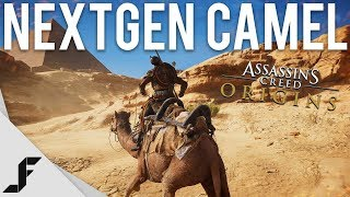 NEXT GEN CAMEL - Assassin's Creed Origins (Xbox One X Gameplay)