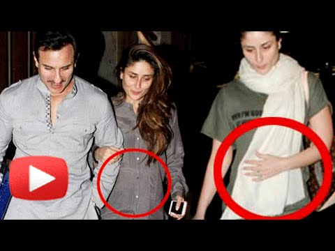 CONFIRMED: Kareena Kapoor PREGNANT, Saif Ali Khan REVEALS