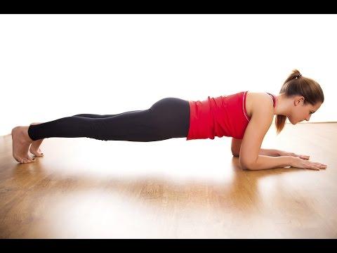 СУПЕР! Упражнение один раз в день 4  минуты - через 28 дней новое тело!