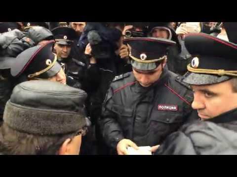 26 марта 2017. Краснодар, Россия. Митинг против коррупции.