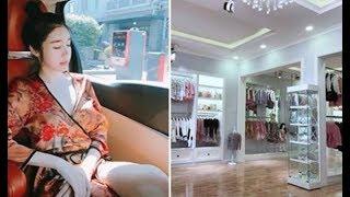 Ngỡ ngàng cuộc sống giàu sang hiện tại của ba mẹ con Elly Trần