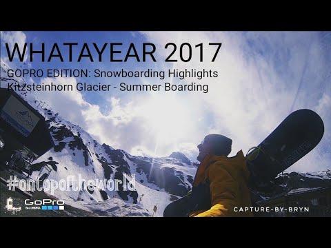 GOPRO EDITION: Snowboarding Summer Kitzsteinhorn Highlights 2017
