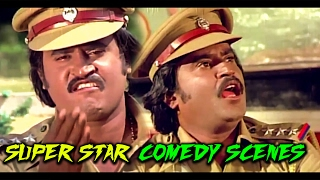 Superstar Rajinikanth Comedy Scenes | Anbukku Naan Adimai Comedy | Tamil Super Comedy Scenes