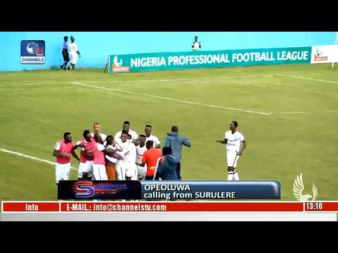 Channels Sports: Ifeanyi Uba Confident Of The Federation Cup Tittle Pt.1