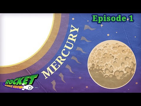 Angry Birds Space: Rocket Science Show - Mercury