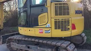 #Komatsu PC88 MR10 #Excavator #Walkaround