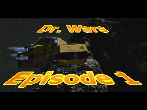 Dr. Wars Episode 1 : Le drapeau est planté (Space Engineers)