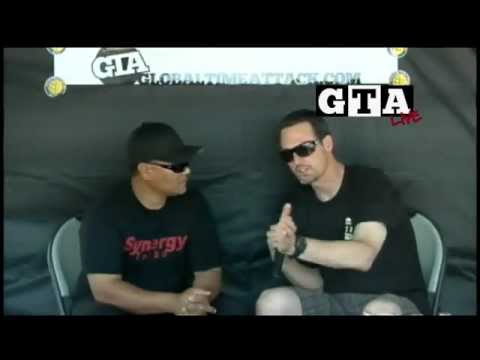 GTA 1 Buttonwillow 2012 Synergy Turbo Patrick David Interview