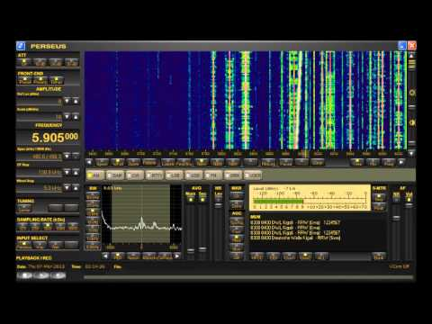 HAARP eats 49m SW Broadcast Band for Breakfast!