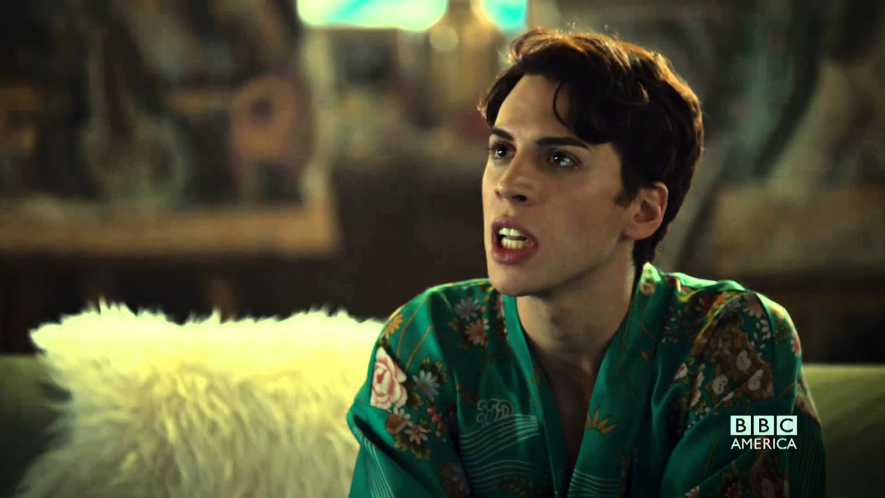 Cl San Diego >> Felix's Best Lines - ORPHAN BLACK at Comic-Con 2013 - YouTube