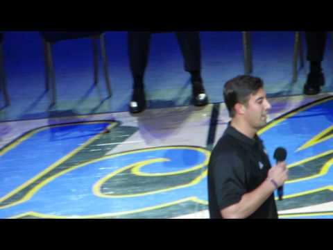 NSD14 Pauley Celebration - Coach Taylor Mazzone