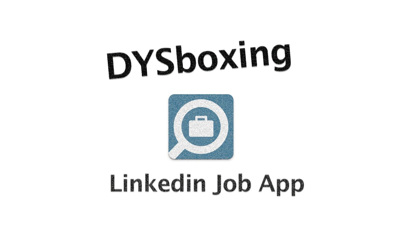 Being a Dyslexic job hunter can suck. Dyslexics and application forms don't go. But the new job search app by Linkedin might make job hunting a much more ple...