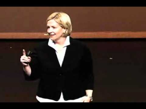 Brene Brown at The UP Experience 2009