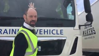 LGV Driving Test Tell Me Show Me Questions