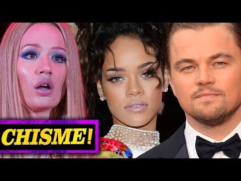 Rihanna romance con Leonardo DiCaprio y a Iggy Azalea la engañaron - ¡Chismelicioso!