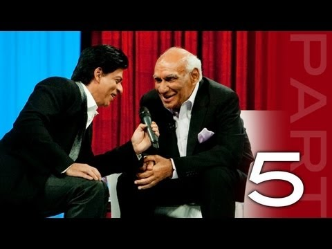 Shah Rukh Khan In Conversation With Yash Chopra - Part 5
