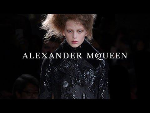 The Spirit of the rose: Alexander McQueen presenta la sua nuova collezione autunno/inverno 2015
