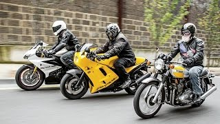 Triumph Triples road test