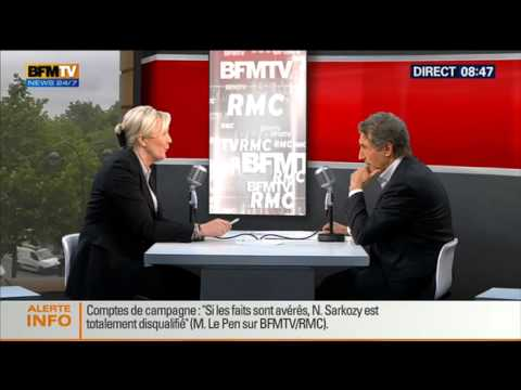 Bourdin Direct: Marine Le Pen - 27/05