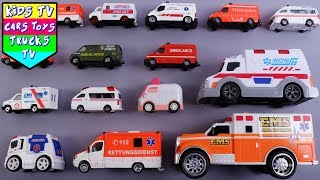 Learn Ambulance For Kids Children Babies Toddlers