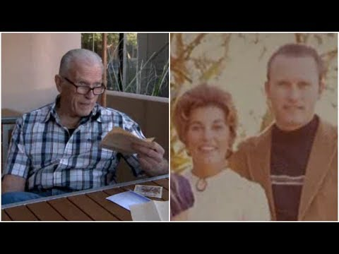 Forty Years After His Wife's Death Renovators Find A Time Capsule With This Note Inside