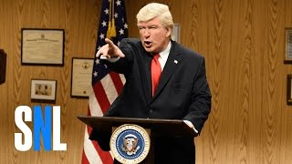 Trump's People - SNL