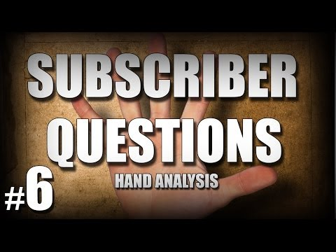 Subscriber Questions #6: How many children will I Have?