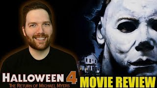 Halloween 4: The Return of Michael Myers - Movie Review