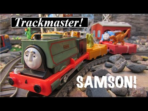Thomas & Friends Trackmaster Samson!