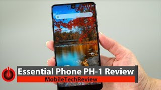 Essential Phone Review - Sweet Pixel 2 Alternative at $499