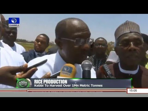 News Across Nigeria: Ministers Deliver Feedback In Town Hall Meeting