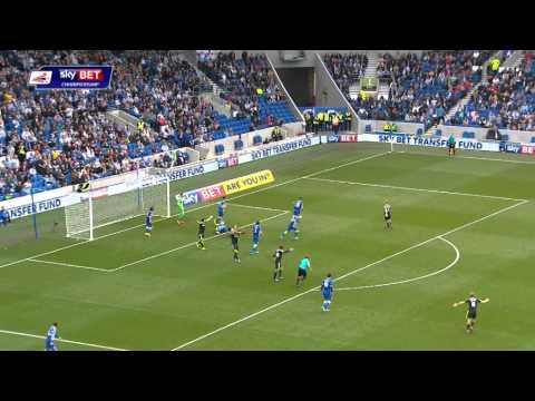 Video: Highlights of Boro's 2-1 win at Brighton