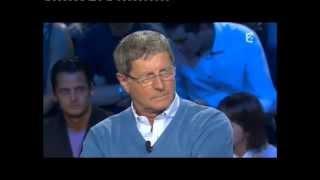 Jean-Michel Larqué - On n'est pas couché 11 septembre 2010 #ONPC