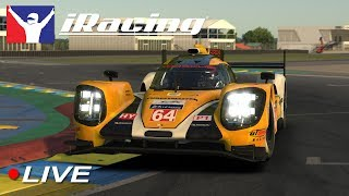 iRacing ESIA Endurance Championship - 24 Hours of Le Mans | Live Part #3