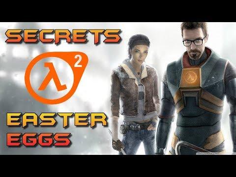[Half-Life 2] - ВСЕ Пасхалки, Секреты, Фишки и Баги |#2| (All Secrets, Easter Eggs, Bugs)