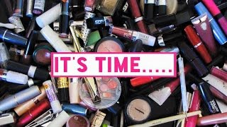 Cosmetic Intervention -- it's time!
