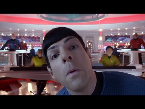 Star Trek: The Compendium - Star Trek Into Darkness Gag Reel