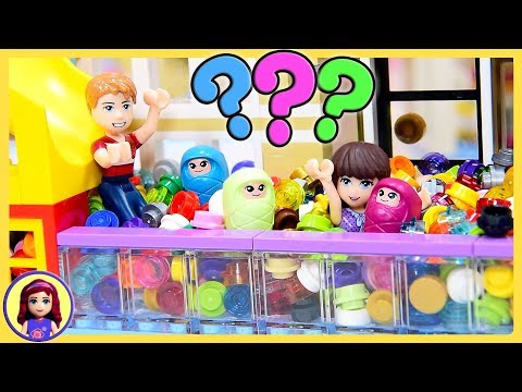 Lego Friends Ball Pit Room & Baby Name Reveal Renovation Makeover Custom Build DIY