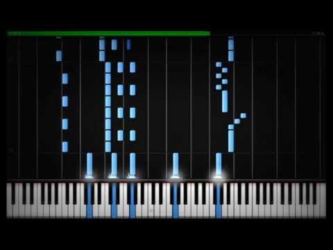 [Piano MIDI] Golden Time OP2 :: The♥World's♥End - Horie Yui