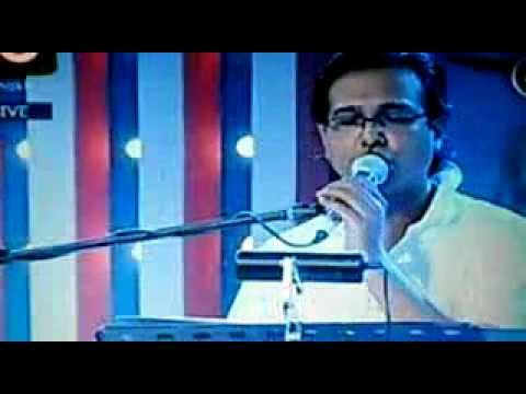 Asif Tribute To Bangla Pop Guru Azam Khan Ami Jare Chai Re Boishakhitv Live Studio video