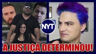 Felipe Neto fala sobre Rogerio Betin e diz que Nando Moura está se escondendo da justiça!