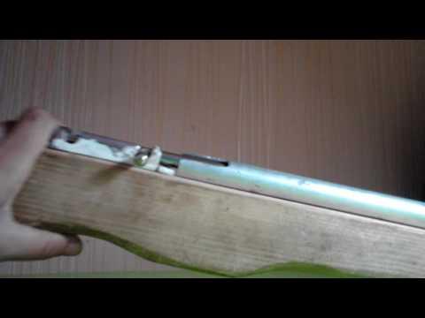Как сделать макет винтовки мосина из дерева своими руками